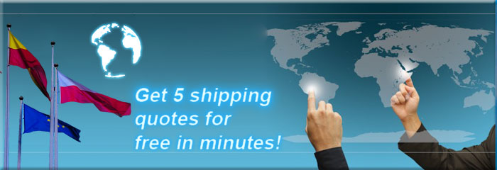 International shipping companies