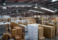Warehouse - boxes
